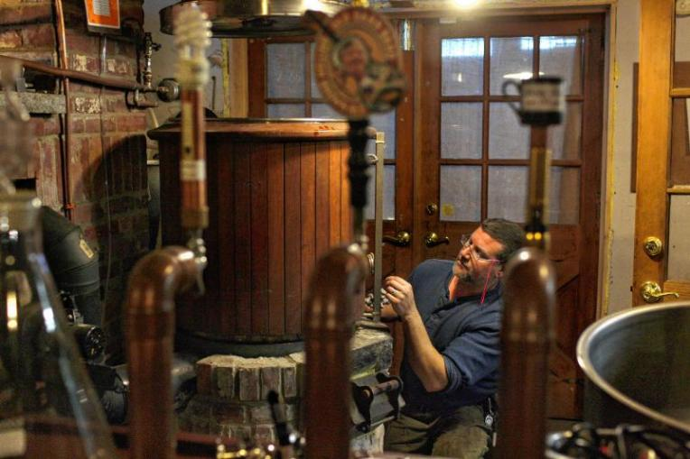 Steve Allman Canterbury Aleworks